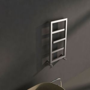 Image of Carisa Eclipse Towel warmer (H)800mm (W)500mm