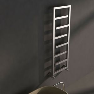 Image of Carisa Eclipse Towel warmer (H)1370mm (W)500mm