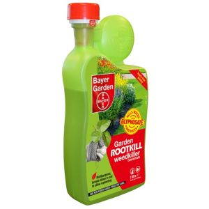 Image of Bayer Garden Root kill Weed killer 1L