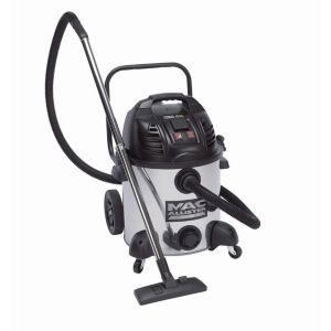 View Mac Allister Black & Silver Corded Wet & Dry Vacuum 45L details