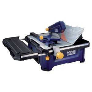 View Mac Allister 650W Corded Power Tile Saw MTC650L details