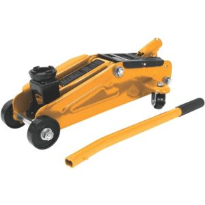 Image of Torq 2 Tonne Trolley Jack For Vehicle Lifting
