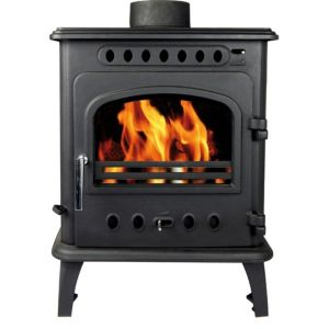 Image of Breeze Wood or solid fuel Solid fuel stove 8 kW
