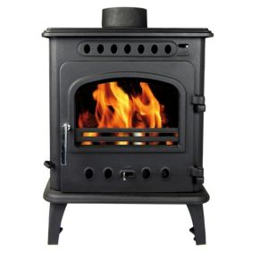 Image of Breeze Wood or solid fuel Solid fuel stove 6 kW