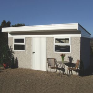 Image of 9x8 Garage With assembly service