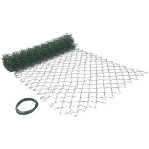 View Blooma PVC Coated Steel Wire Fencing (L)10 M (W)1 M details