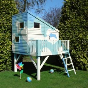 Image of Command Post 6X4 Playhouse - with Assembly Service