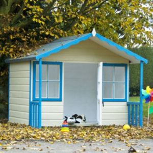 View Woodbury 6X4 Playhouse - Assembly Required details