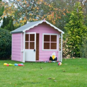 View Kitty 5X4 Playhouse - Assembly Required details