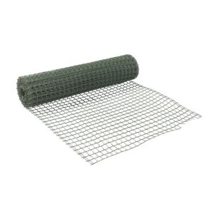 View Green PVC Wire Mesh (W)500mm (L)5m details