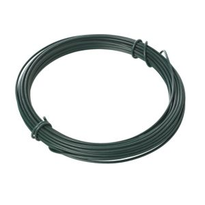View Blooma PVC Coated Steel Garden Wire (L)20 M (D)3.5 mm details