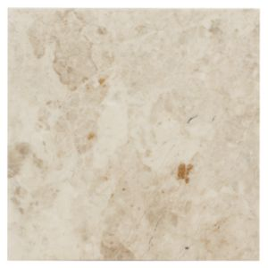 View Cappuccino Marble Wall & Floor Tile, Pack of 5, (L)305mm (W)305mm details
