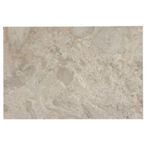 View Grey Marble Wall & Floor Tile, Pack of 5, (L)305mm (W)457mm details
