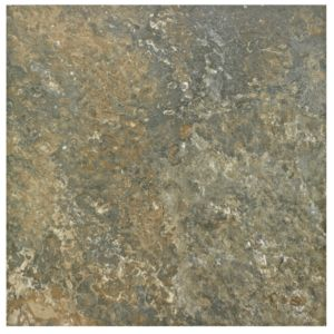 View Brook Grey Dark Stone Effect Ceramic Wall & Floor Tile, Pack of 5, (L)450mm (W)450mm details