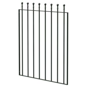 View Blooma Steel Metal Gate (H)900mm (W)770mm details