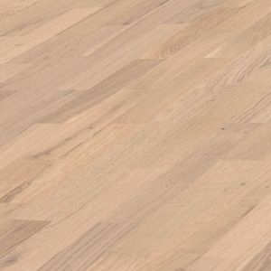 View Colours Libretto White Oak 3 Strip Real Wood Top Layer Flooring 1.58 m² Pack details