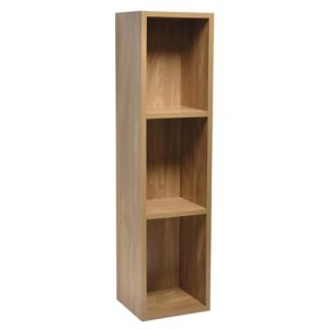 View Form Oak Effect Storage Unit (H)920mm (W)220mm details