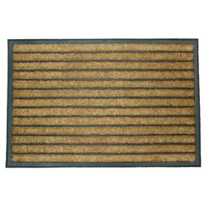 View Diall Dominator Maxi Brown Coir Door Mat (L)900mm (W)600mm details