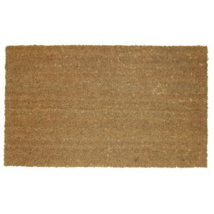 View Diall Brown Coir Door Mat (L)1.1m (W)800mm details