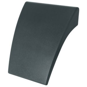 View Cooke & Lewis Bath Cushion In Black details