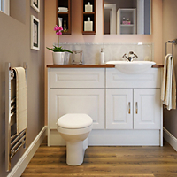 bathroom rooms diy at b q. Black Bedroom Furniture Sets. Home Design Ideas