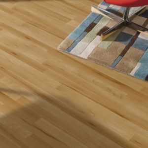 View Beech Effect Laminate Flooring 2.5 m² Pack details