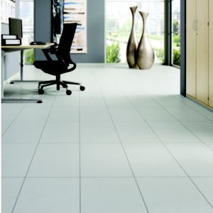 View Colours Harmonia Cream Himalayan Slate Tile Effect Laminate Flooring 2.52 sq.m Pack details