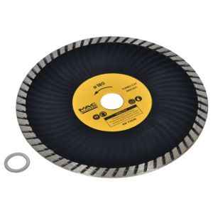 View Mac Allister (Dia)180mm Serrated Diamond Blade details