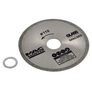 View Mac Allister (Dia)110mm Serrated Diamond Blade details