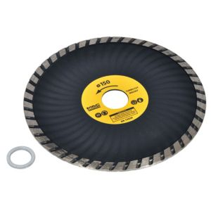 View Mac Allister (Dia)150mm Serrated Diamond Blade details