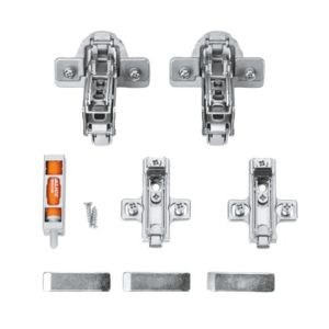 View Cooke & Lewis Csc Door Hinge, Set of 2 details