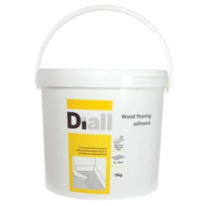 View Diall Flooring Adhesive, 15 kg details