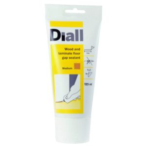 View Diall Medium Brown Flooring Sealant, 125 ml details