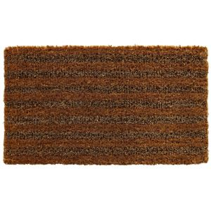 View Diall Brown Coir & Wire Door Mat (L)750mm (W)450mm details
