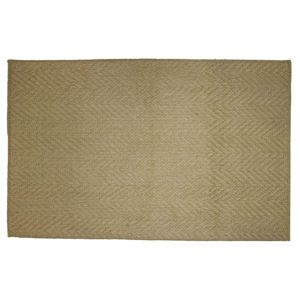 View Diall Brown Herringbone Jute Door Mat (L)1.2mm (W)700mm details