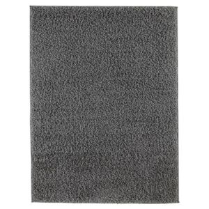 View Colours Kala Grey Rug (L)1.6m (W)1.2m details