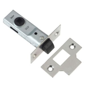 View Diall Chrome Effect Tubular Latch 64mm details