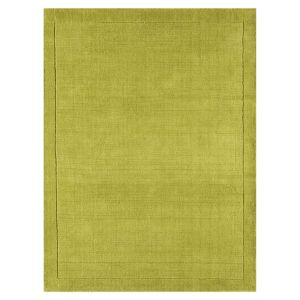 View Colours Atma Wool Green Rug (L)1.6m (W)1.2m details