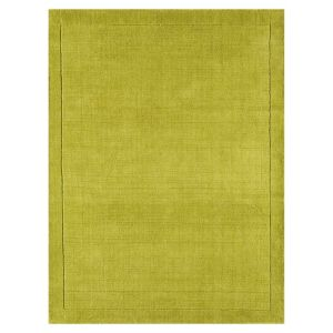 View Colours Atma Wool Green Rug (L)2.3m (W)1.6m details