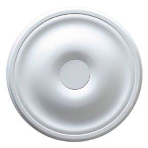 View Colours Altamira White Ceiling Rose (Dia)300mm details