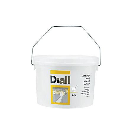 diall coving adhesive filler 2 5l departments diy at b q. Black Bedroom Furniture Sets. Home Design Ideas