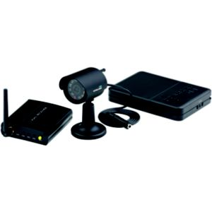 View Blyss Black Wireless CCTV Kit details