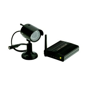 View Blyss Black Wireless CCTV Camera details