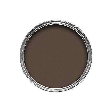 Colours exterior conker gloss wood metal paint departments tradepoint - Exterior wood paint colours uk concept ...