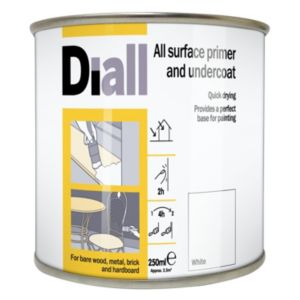View Diall White Primer & Undercoat 2.5L details