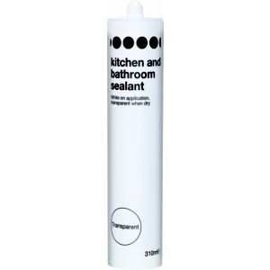 View Diall Sanitary White Sealant 310 ml details