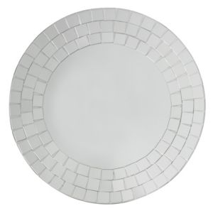 View Colours Colours Frameless Round Wall Mirror (L)358mm (W) 350mm details