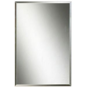 View Colours Rectangular Mirror (L)450mm (W) 300mm details
