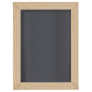 View Oak Effect Wood Picture Frame (H) 20.7cm x (W)15.7cm details