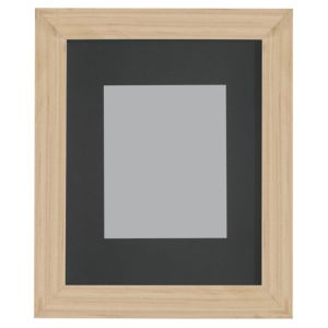 View Oak Effect Wood Picture Frame (H) 27.7cm x (W)22.7cm details